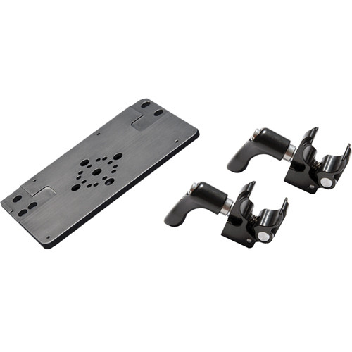 Element Technica Anton Bauer Aluminum Battery Plate w/15mm Speedy Clamps