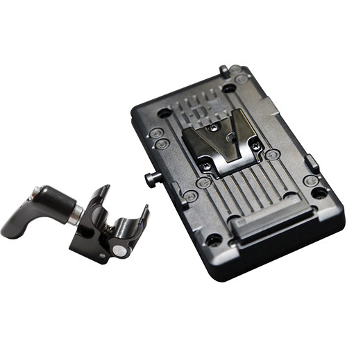 Element Technica IDX Advanced Battery Plate w/LEMO Accessory Power & 19mm Speedy Clamp