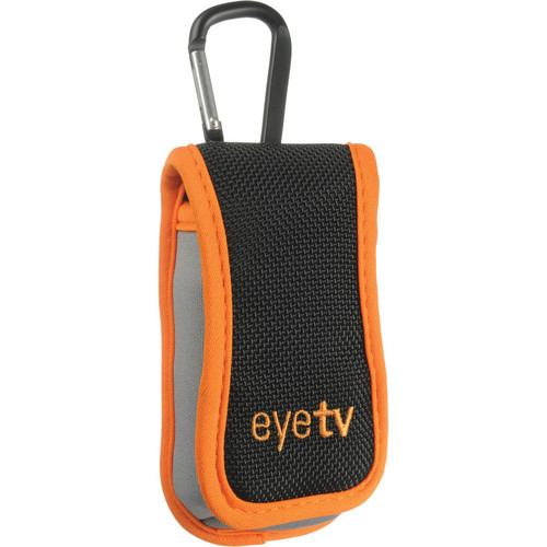 Elgato Systems Carrying Case (Black/Orange)