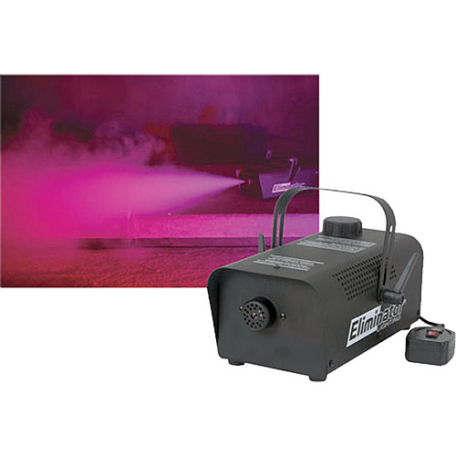 Eliminator Lighting E 119 Fog Machine (120 VAC)
