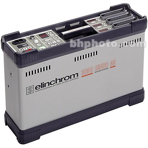 Elinchrom 3000 W/S Digital Asymmetrical Power Pack