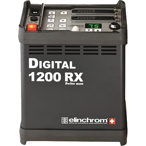Elinchrom Digital RX 1200 Ws Power Pack