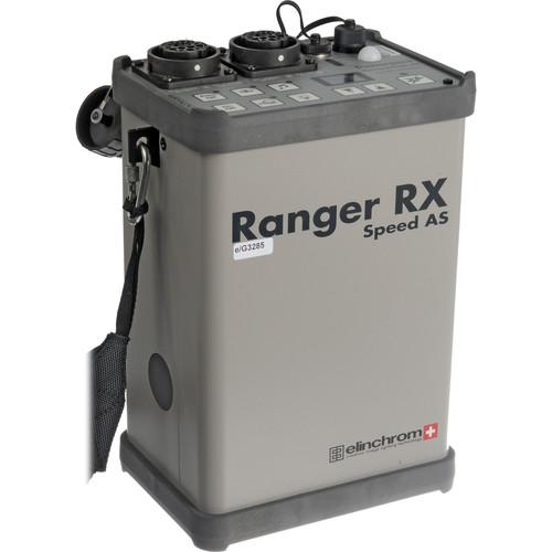 Elinchrom Ranger RX Speed AS Asymmetrical Battery Powered Pack