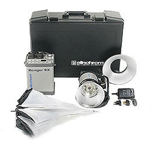 "Elinchrom Ranger RX 1100 Watt/Second Kit with ""A"" Head"