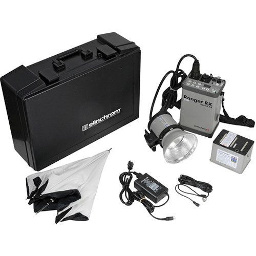 Elinchrom Ranger RX Speed AS and A Head Kit