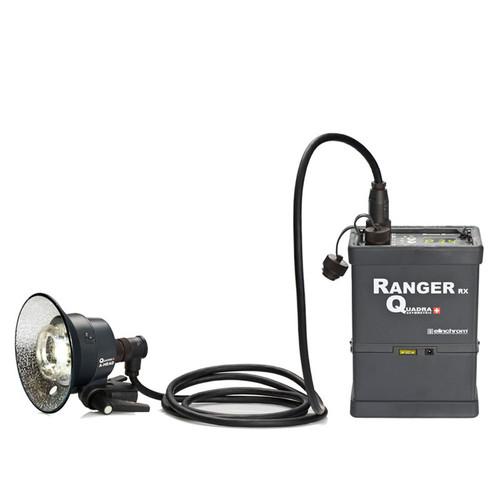 Elinchrom Ranger Quadra Head S Standard Set