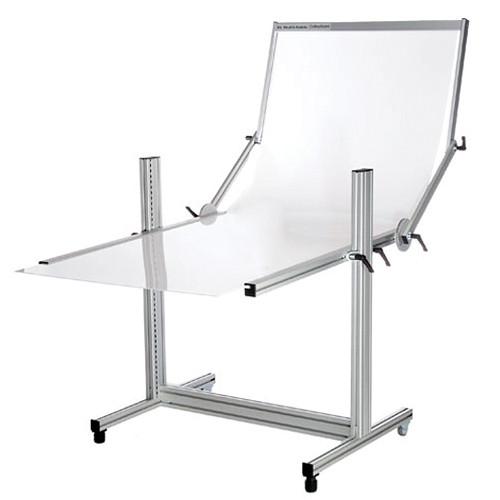 Elinchrom EL Multi Table Shooting Table with Two Plexi Plates