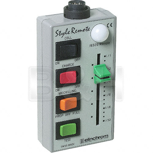 Elinchrom Wired Universal Remote Control for Style Heads