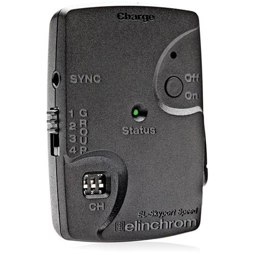 Elinchrom ELS Universal SPEED Receiver (Multi-Voltage 100-220VAC)