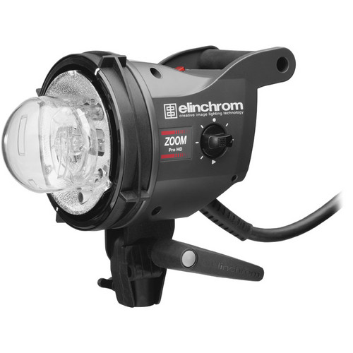 Elinchrom Zoom Pro HD Flash Head