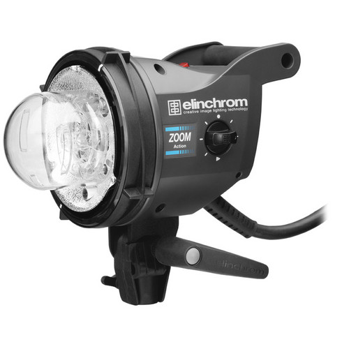Elinchrom Zoom Action Head