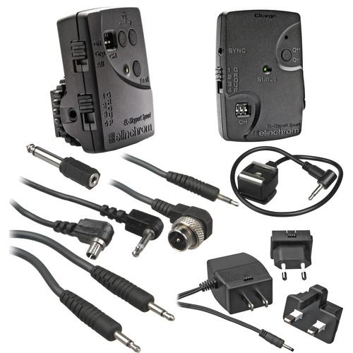 Elinchrom EL-Skyport Universal Radio Slave Set - Starter Kit