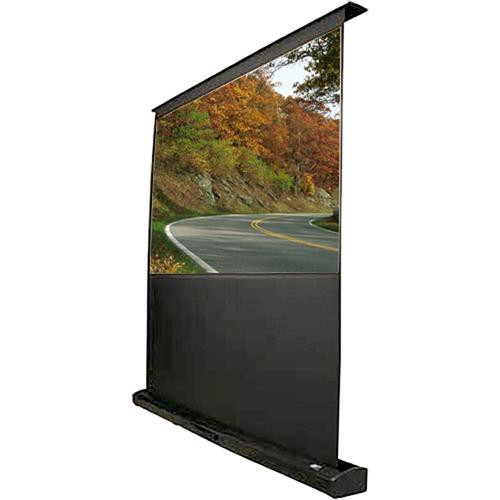 "Elite Screens FE100H Kestrel Motorized Projection Floor Rising Screen (49 x 87"", 110V, 60Hz)"