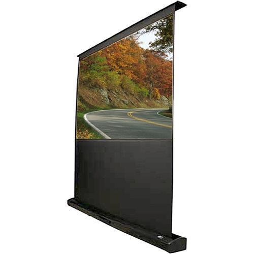 "Elite Screens FE100V Kestrel Motorized Projection Floor Rising Screen (60 x 80"", 110V, 60Hz)"