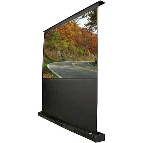 "Elite Screens FE72H Kestrel Motorized Projection Floor Rising Screen (34.9 x 62.0"", 110V, 60Hz)"