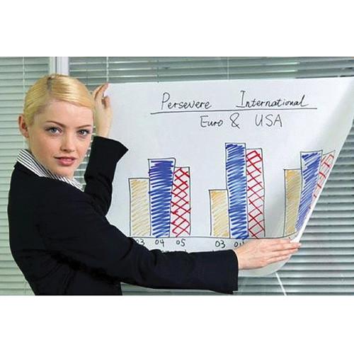 """Elite Screens Insta-DEM Whiteboard Screen (78"""" Diagonal)"""