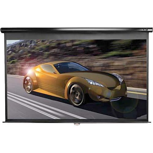"Elite Screens M128UWX Manual Series Projection Screen (67.8 x 108.5"")"