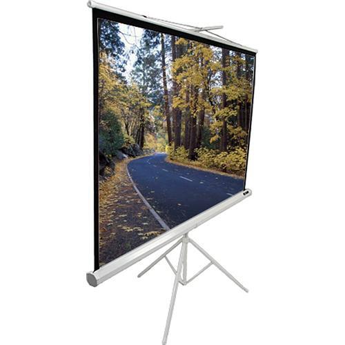 "Elite Screens T71NWS1 Portable Tripod Screen (50x50"")"