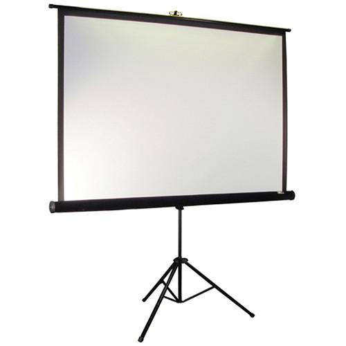 "Elite Screens T99UWS1-PRO Tripod Pro Portable Projection Screen (70 x 70"")"