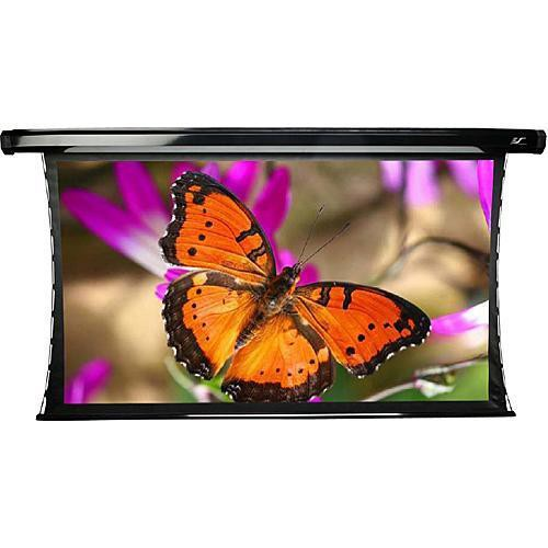 "Elite Screens TE92VW2 Cinetension 2 Motorized Projection Screen (55 x 73"")"