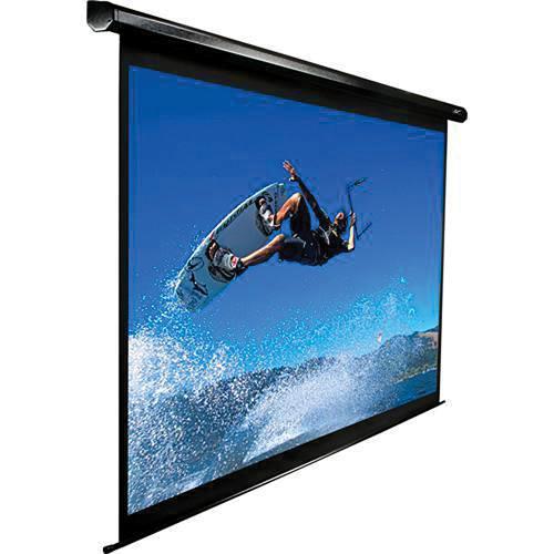 """Elite Screens VMAX128UWX2-E20 VMax2 Motorized Projection Screen (67.8 x 108.4"""")"""
