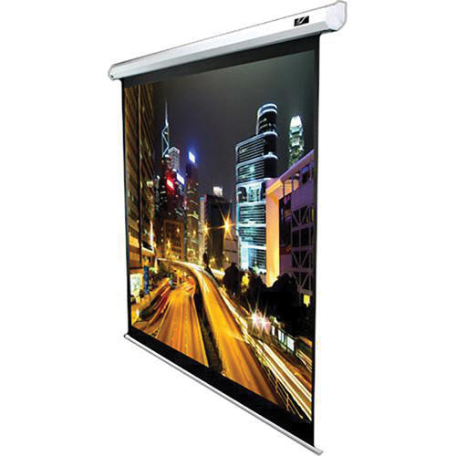 "Elite Screens VMAX180XWH PLUS4 VMax Plus 4 Motorized Projection Screen (87.8 x 156.9"")"