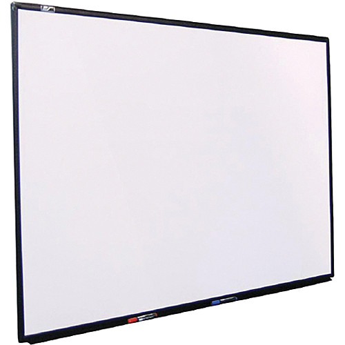 "Elite Screens WhiteBoard Universal Screen (87"" Diagonal)"