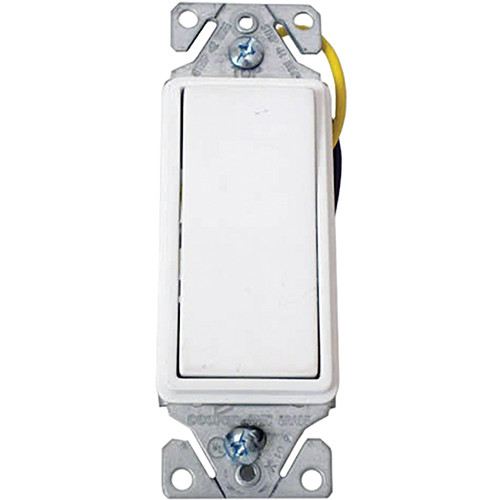Elite Screens In-Wall Switch (White)