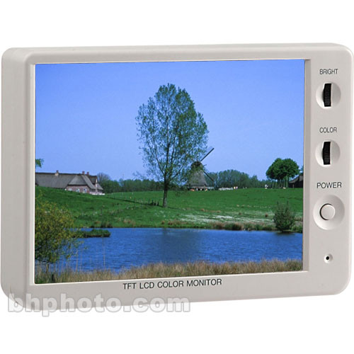 """Elmo LM5011N 5.0"""" LCD Color Monitor"""