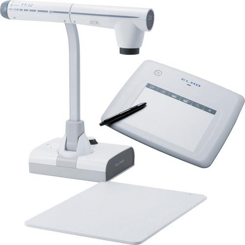 Elmo TT-12 Camera and CRA-1 Tablet