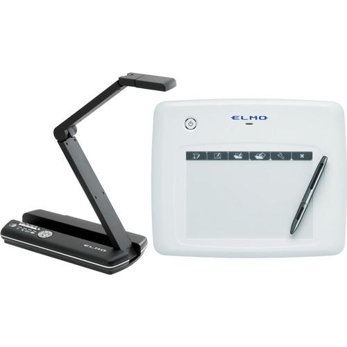 Elmo MO-1 Visual Presenter Black and CRA-1 Wireless Tablet