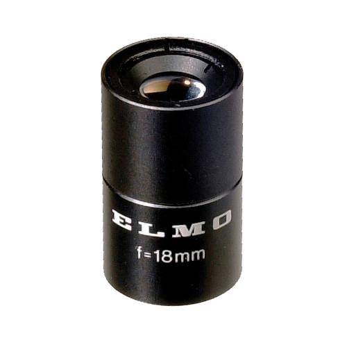 Elmo 9295 TT3318 18mm, f3.3 Micro Mount Lens for 1/3-Inch CCD