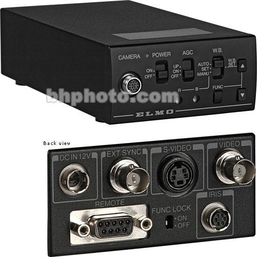 Elmo CC431E Camera Control Unit for Elmo Remote-Head Cameras