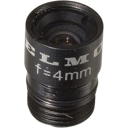Elmo QT254 4.0mm, f/2.5 Ultra-Micro-Mount Lens