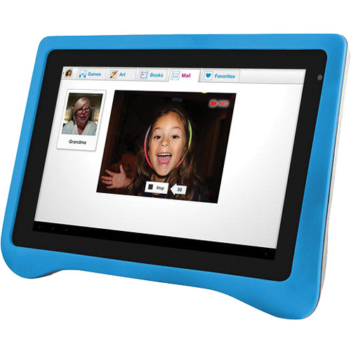 "Ematic FunTab Pro 7"" Multi-Touch Screen Tablet with Android 4.0"