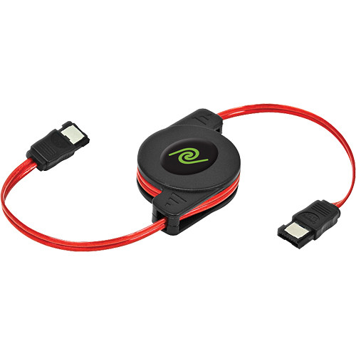 ReTrak Retractable eSATA Cable