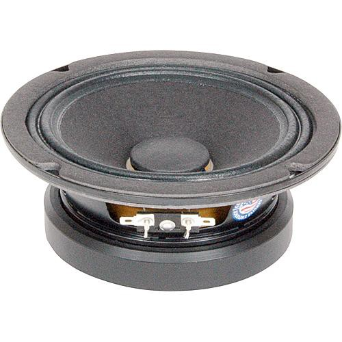"Eminence Alpha-6A 100W 6"" (152.4mm) 8 Ohm Mid-Bass Loudspeaker Driver"