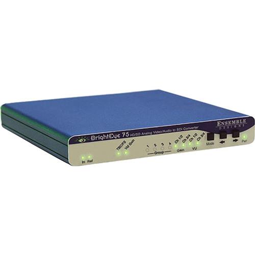 Ensemble Designs BrightEye 75 HD/SD Analog-to-Digital Converter Audio Embedder