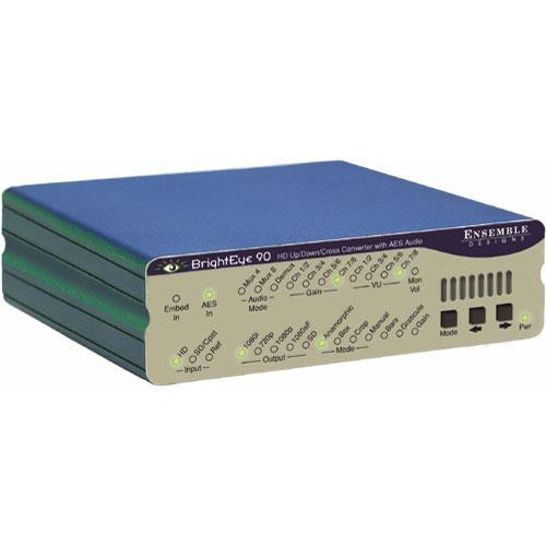 Ensemble Designs BrightEye 90 HD Up-, Down-, Cross- & ARC-Converter with AES Audio