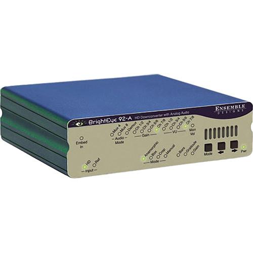 Ensemble Designs BrightEye 92-A HD Down-Converter with Analog Audio