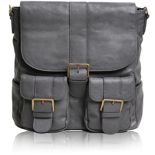 Epiphanie Brooklyn Backpack (Gray)
