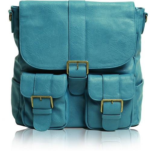 Epiphanie Brooklyn Backpack (Turquoise)