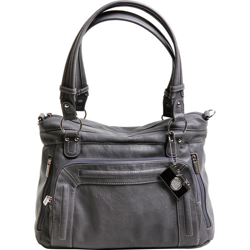 Epiphanie Ginger Shoulder Bag (Gray)
