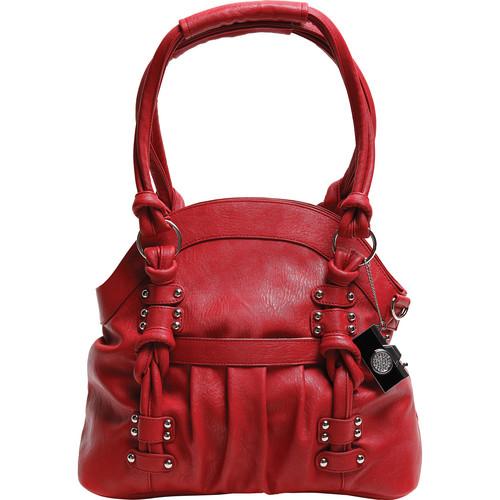 Epiphanie Lola Shoulder Bag (Red)