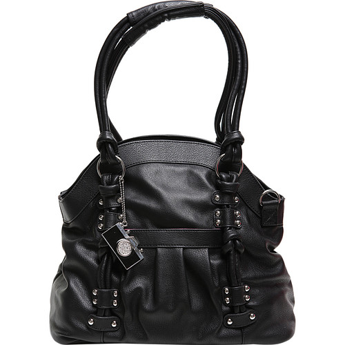 Epiphanie Lola Shoulder Bag (Black)