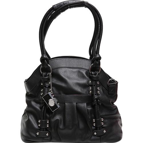 Epiphanie Lola Shoulder Bag (Black)