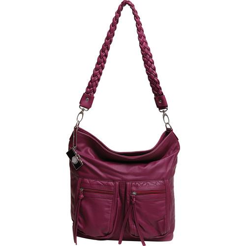 Epiphanie Lyric Shoulder Bag (Plum)