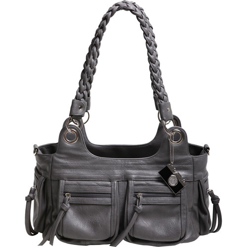 Epiphanie Stella Shoulder Bag (Gray)