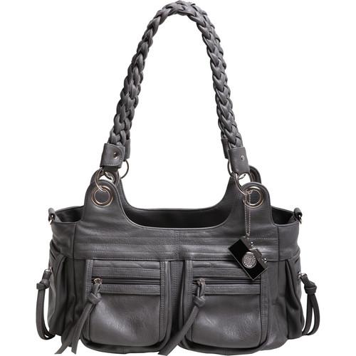 Epiphanie Stella Shoulder Bag (Gray)