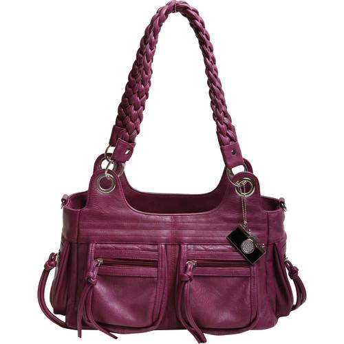 Epiphanie Stella Shoulder Bag (Plum)